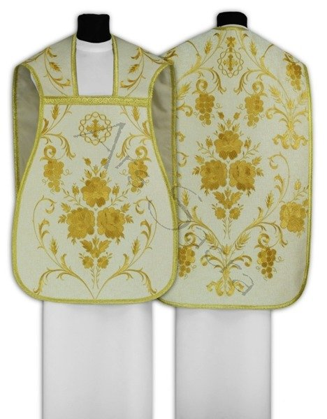 Chasuble romaine R592-AKA