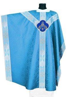 Marian Monastic Chasuble MXY214-N25
