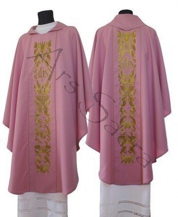 Gothic Chasuble 522-Z