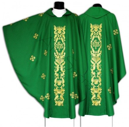 Gothic Chasuble 541-Z