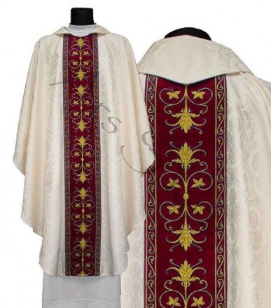 Gothic Chasuble 561-AKC25