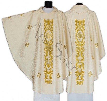 Chasuble gothique 541-AK25