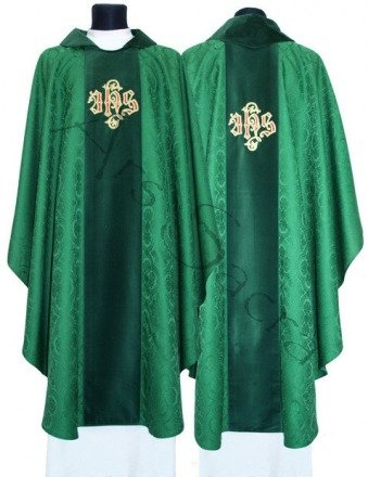 Chasuble gothique 597-AZ25