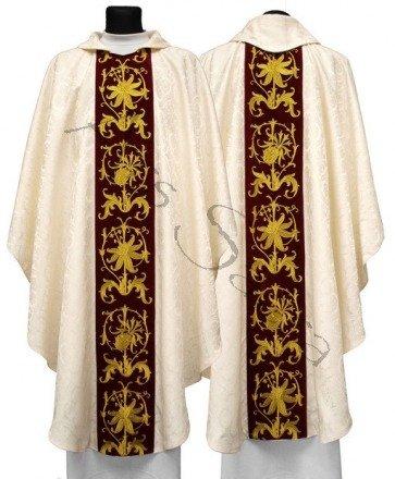 Chasuble gothique 607-AKC25