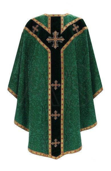Chasuble semi-gothique GY784-AZ26