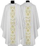 Chasuble gothique 674-B25