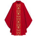 Chasuble gothique 674-Cg