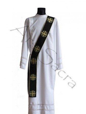 "Diakonstola ""Jerusalemkreuze"" SD103-K"