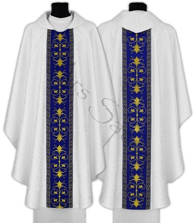 Maryjny ornat gotycki 561-ABN25