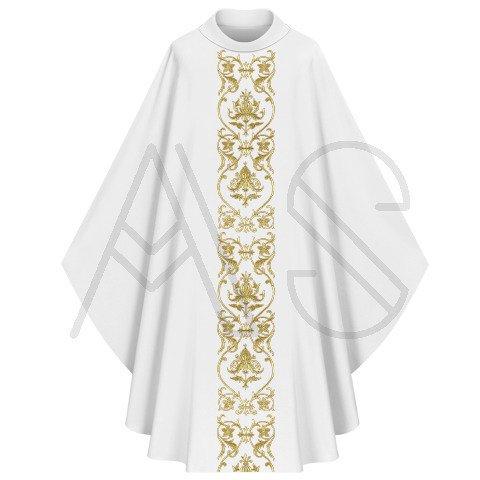 Ornat gotycki 674-Bg
