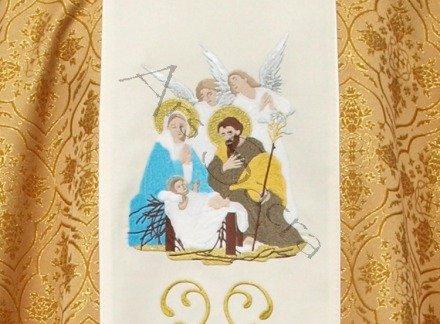 """Ornat gotycki """"Boże Narodzenie"""" 613-G16"""
