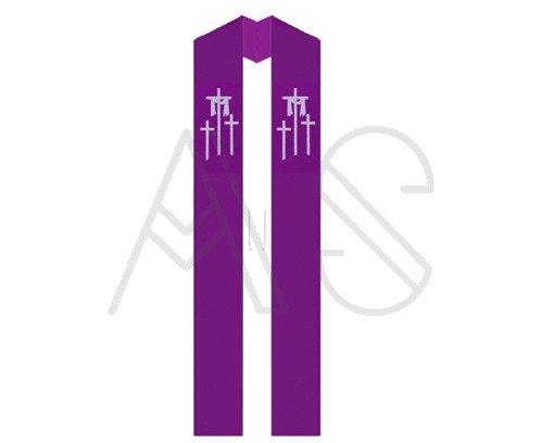 Ornat gotycki G438-F27