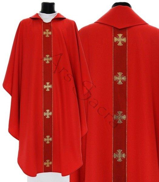 "Casulla gótica ""Cruces de Malta"" 104-C"