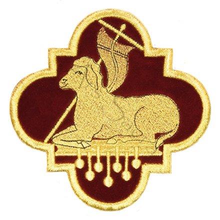 """Emblema """"Cordero """" AP-LAMB-C"""