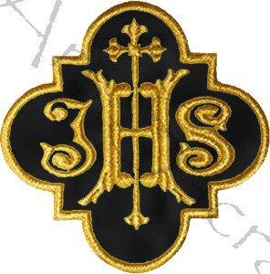 """Emblema """"IHS"""" AP-IHS-CZ"""